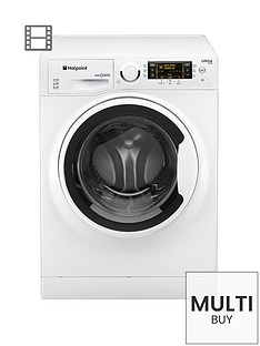 hotpoint-ultima-s-line-rpd10457j-1400-spin-10kg-load-washing-machine-white