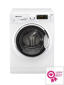 hotpoint-ultima-s-line-rpd10657jxnbsp10kg-load-1600-spin-washing-machine-whitechromebr-a-energy-rating