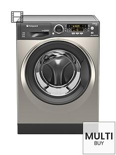 hotpoint-ultima-s-line-rpd9467jggnbsp9kg-loadnbsp1400-spin-washing-machine-graphitebr-a-energy-rating