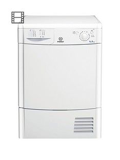 indesit-idc8t3b-8kgnbspload-condenser-tumble-dryer-white