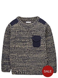 ladybird-boys-twisted-knit-jumper-with-shoulder-patch-12-months-7-years