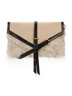 lipsy-faux-fur-crossbody-bag