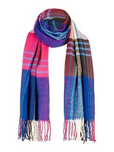 lipsy-check-scarf