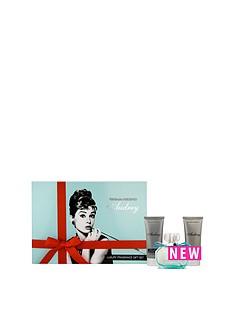audrey-hepburn-blue-trio-100ml-edp-150ml-shower-cregraveme-amp-150ml-body-lotion-gift-set