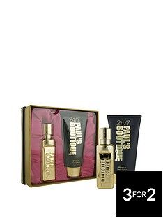 pauls-boutique-247-duo-set-with-50ml-edp-amp-150ml-shimmer-lotion