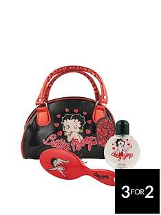 betty-boop-50ml-edt-hairbrush-and-handbag-gift-set
