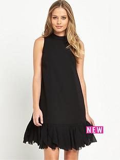 v-by-very-petal-hem-swing-dress