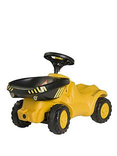 rolly-toys-dumper-mini-tractor-with-tipping-dumper-yellow