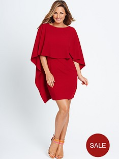 samantha-faiers-cape-front-dress
