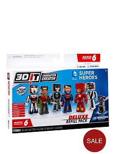 3d-it-dc-comics-deluxe-refill-pack