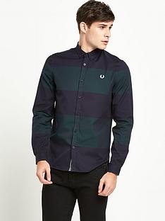 fred-perry-stripe-mens-shirt