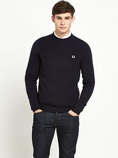 fred-perry-crew-neck-mens-jumper