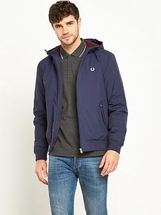 fred-perry-hooded-quilted-mens-jacket