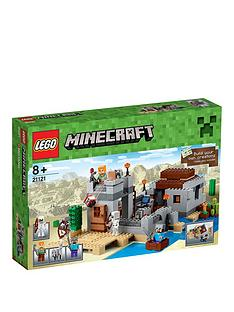 lego-minecraft-the-desert-outpost