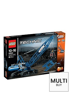 lego-technic-crawler-crane-42042-amp-free-lego-city-brickmaster