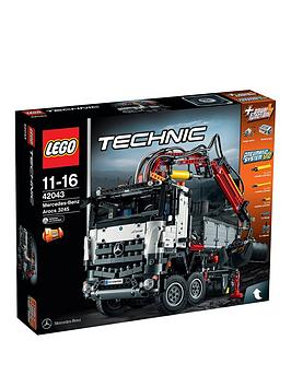 lego-technic-mercedes-benz-arocsnbsp3245-articulated-construction-trucknbsp42043