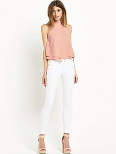 river-island-pleated-top