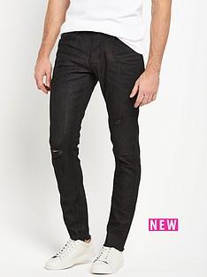 river-island-black-coater-greaser-mens-jeans
