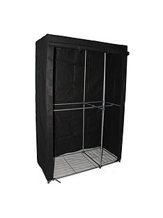 New Ideal Double Canvas Wardrobe