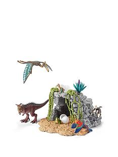 schleich-dinosaur-set-and-cave