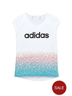 adidas-youth-girls-fun-tee