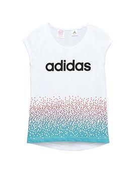 adidas-youth-girls-fun-tee
