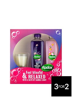 radox-feel-blissful-amp-relaxed-gift-pack