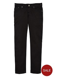 karl-lagerfeld-girls-slim-leg-twill-pants