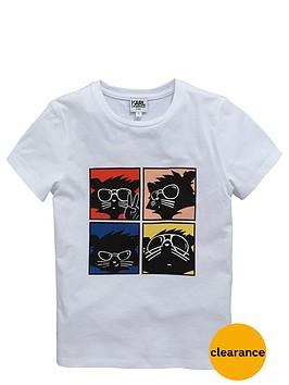 karl-lagerfeld-boys-kaleidoscopenbspcat-t-shirt