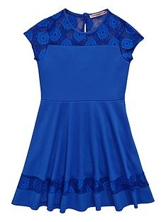 freespirit-girls-lace-panel-skater-dress