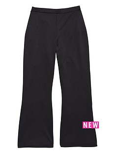 freespirit-girls-black-70sampnbspflares