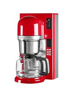 KitchenAid 5KCM0802BER Pour Over Coffee Brewer - Empire Red