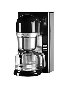 KitchenAid 5KCM0802BOBPour Over Coffee Brewer - Onyx Black