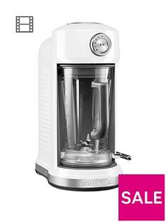 KitchenAid 5KSB507WHClassic Magnetic Drive Blender - White