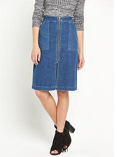 miss-selfridge-zip-through-midi-skirt