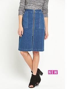 miss-selfridge-zip-through-midi-skirt