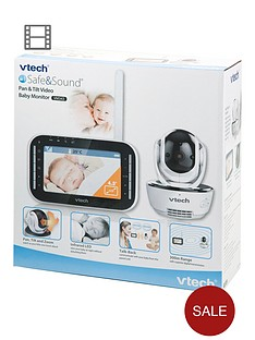 vtech-vm343-pan-and-tllt-video-baby-monitor