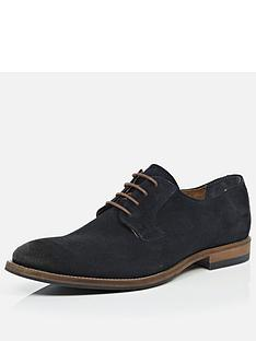 river-island-river-island-mens-nubuck-lace-shoe-navy