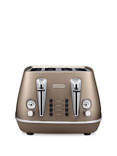 delonghi-ct14003bzampnbspdistintaampnbsp4-slice-toaster-bronze
