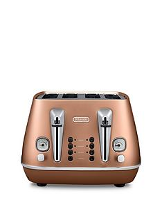 delonghi-ct14003cp-distintaampnbsp4-slice-toaster-copper