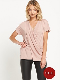 river-island-wrap-front-top