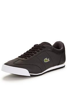 lacoste-lacoste-romeau-116-2-trainer-black
