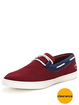 lacoste-lacoste-gazon-deck-116-1-shoe-burgundynavy