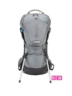 thule-sapling-child-carrier-dark-shadowslate