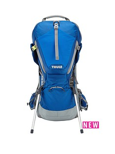 thule-sapling-child-carrier-slatecobalt