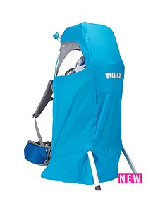 thule-sapling-child-carrier-rain-cover-thule-blue