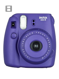 fuji-instax-mini-8-purple-instant-camera