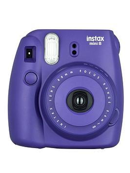 fuji-instax-mini-8-purple-instant-camera
