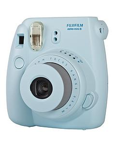 fuji-instax-mini-8-blue-instant-camera-including-10-shots