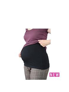 bellebelly-pregnancy-band-black